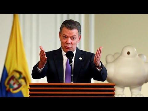 Κολομβία: Στα θύματα του εμφυλίου τα χρήματα του Βραβείου Νόμπέλ