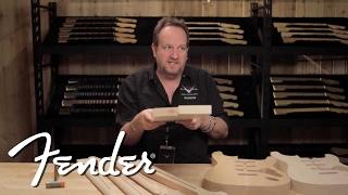 Video Fender Custom Shop   Neck Wood   Fender MP3, 3GP, MP4, WEBM, AVI, FLV Juni 2018