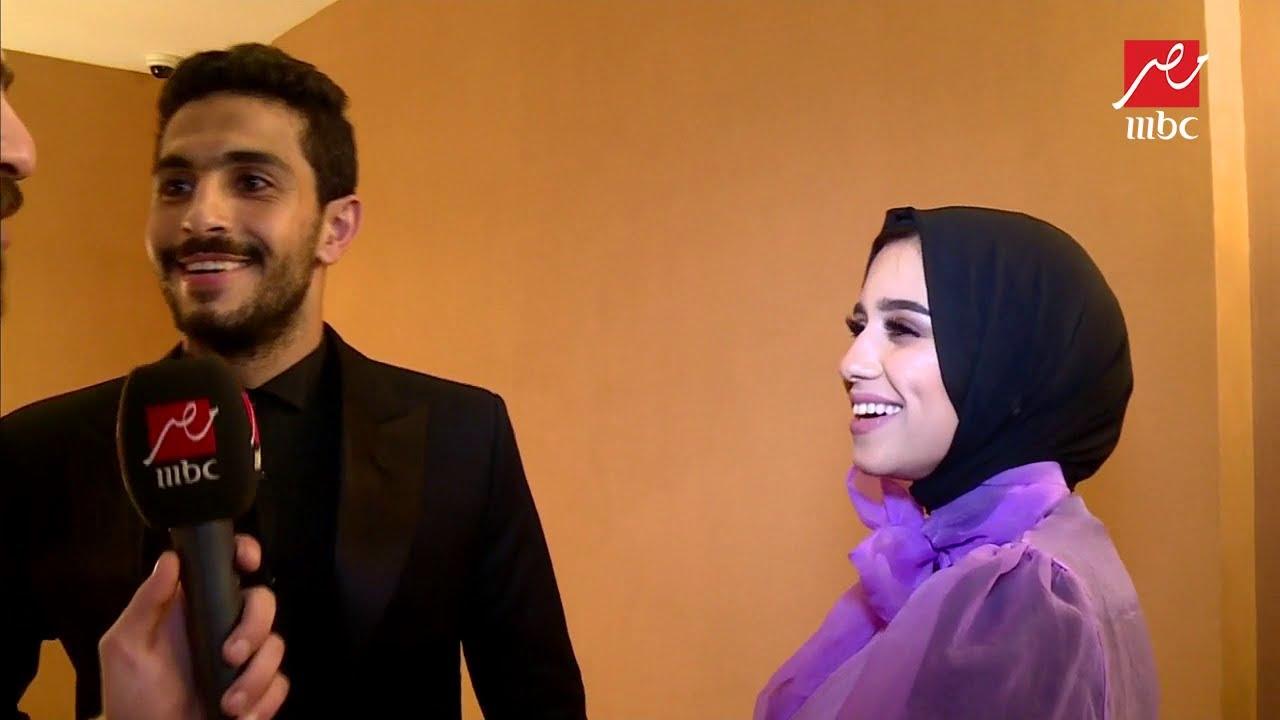 زوجة أيمن أشرف: احتفلت معه ببطولتي دوري ولا استطيع مشاهدته في الملعب