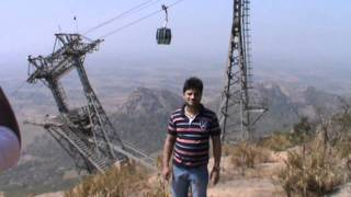 Deoghar India  city pictures gallery : On the Top of Trikut Pahar, Deoghar, Jharkhand, India