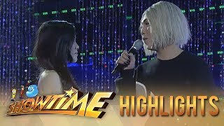 "Video It's Showtime Miss Q and A: Vice and ""Ate Girl's"" skit is getting real MP3, 3GP, MP4, WEBM, AVI, FLV Maret 2019"