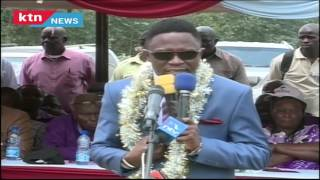 Ababu Namwamba tones down on his critics. He now wants to support a Luhyia president