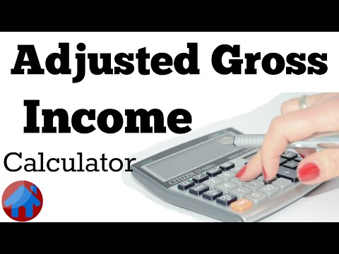 so easy adjusted gross income calculator tax return and paycheck