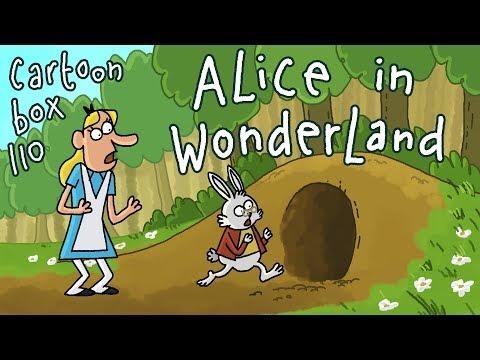 Алиса узнала, глубока ли кроличья нора