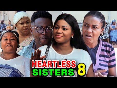 HEARTLESS SISTER SEASON 8 - Destiny Etiko & Queen Nwokoye 2020 Latest Nigerian Nollywood Movie