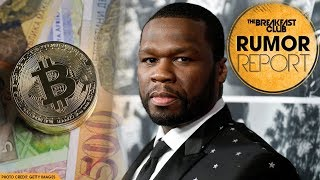50 Cent Made Millions From Selling His Album For Bitcoin In 2014