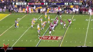 Jalen Collins vs Alabama (2014)