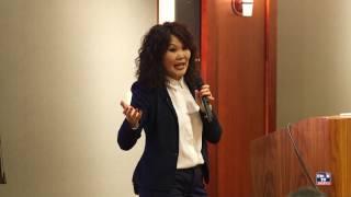 Илтгэл: UMON TV-н нэвтрүүлэг Дэлхийн Монгол эмэгтэйчүүдийн 2 дугаар чуулган