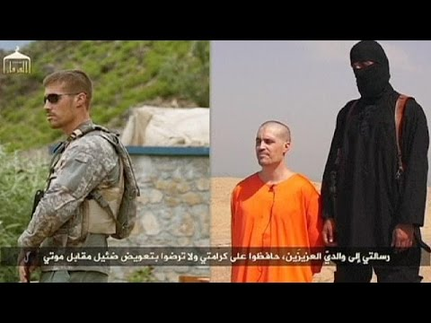 islamic - Islamic State militants have released a video purporting to show the beheading of a US journalist. The individual was named by an IS member as James Foley who went missing in Syria nearly...