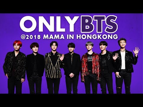BTS at 2018 MAMA in HONG KONG | All Moments - Thời lượng: 32:50.