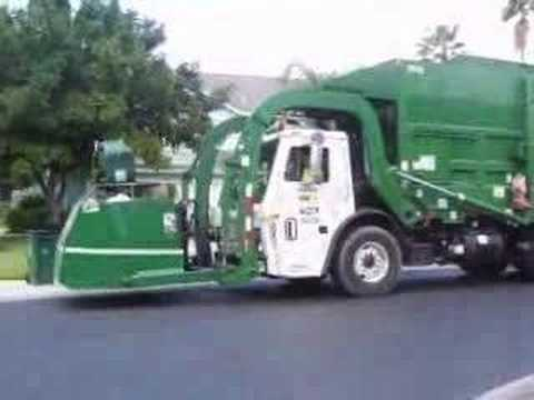 trucks - Various garbage trucks from the Naples, FL area.