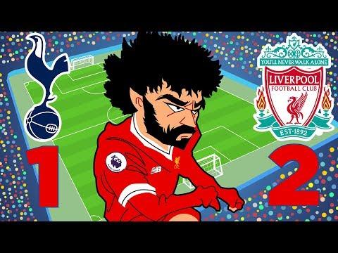 Tottenham Hotspur vs Liverpool 1-2 All Goals and Highlights - Premier League 15/09/2018