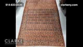 Rare Carpet | Handmade Persian Carpet | From A NYC Apartment