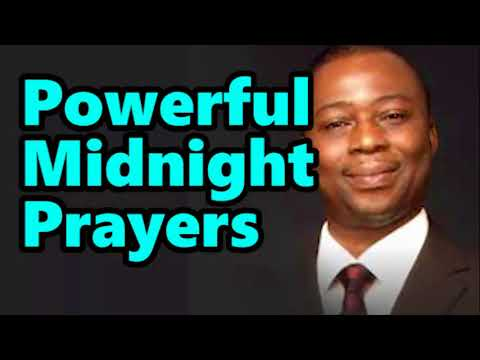 Powerful Midnight Prayers 2018 - Dr. D.K Olukoya