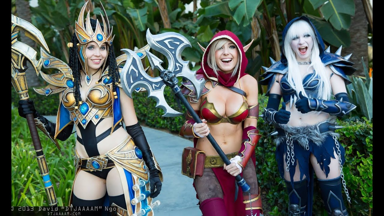 maxresdefault Das Cosplay Musik Video von der BlizzCon 2013