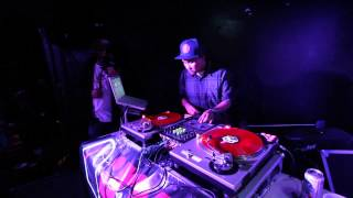 Rated R @ Skratchpad 10 Year Anniversary Dj Battle Finals