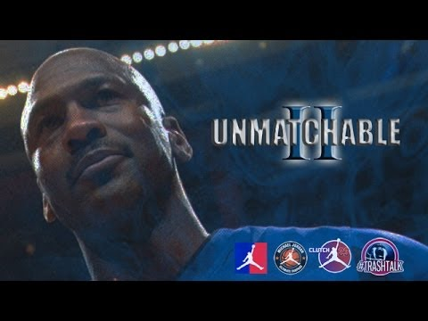 Jordan - To celebrate the 1 million views of UNMATCHABLE on Youtube i decided to make a second part of the highlights of Michael Jordan between 2001 and 2003 with the...