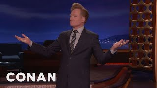 Conan jokes about Trump's Charlottesville press conference, history buffs, and Steve Bannon.More CONAN @ http://teamcoco.com/videoTeam Coco is the official YouTube channel of late night host Conan O'Brien, CONAN on TBS & TeamCoco.com. Subscribe now to be updated on the latest videos: http://bit.ly/W5wt5DFor Full Episodes of CONAN on TBS, visit http://teamcoco.com/videoGet Social With Team Coco:On Facebook: https://www.facebook.com/TeamCocoOn Google+: https://plus.google.com/+TeamCoco/On Twitter: http://twitter.com/TeamCocoOn Tumblr: http://teamcoco.tumblr.comOn YouTube: http://youtube.com/teamcocoFollow Conan O'Brien on Twitter: http://twitter.com/ConanOBrien