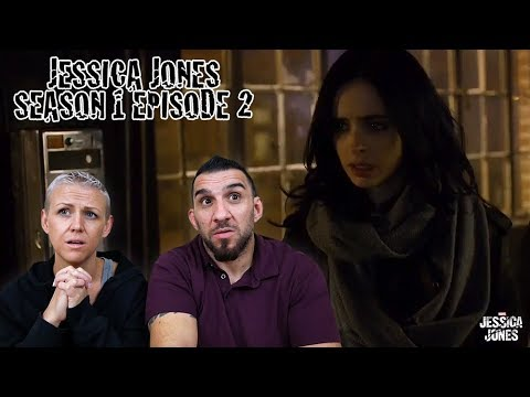 Marvel's Jessica Jones Season 1 Episode 2 (1x2) 'AKA Crush Syndrome' Reaction
