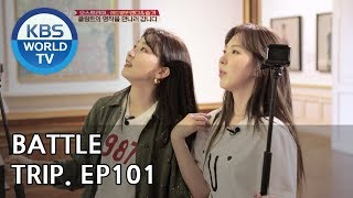 Video Battle Trip | 배틀트립 – Ep.101 Wendy X Seulgi's trip to Austria [ENG/THA/2018.08.12] MP3, 3GP, MP4, WEBM, AVI, FLV April 2019