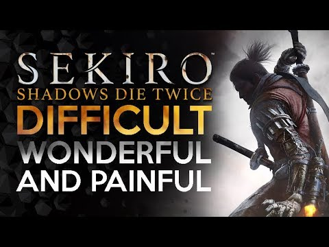 Sekiro - Shadows Die A Thousand Times - The Review