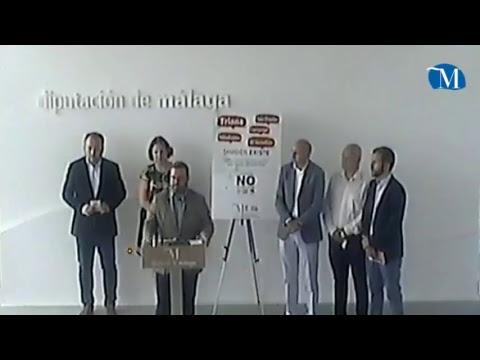 Francisco Conejo y el diputado provincial Manuel Chacón informan de diseminados rurales
