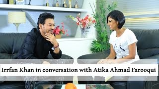 Video Irrfan Khan speaks to Atika Farooqui on Wife, Late Father & Childhood Failures MP3, 3GP, MP4, WEBM, AVI, FLV Oktober 2018