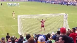 San Antonio (TX) United States  city photos gallery : Infame tanda de penaltis entre Santos y America en San Antonio, Texas