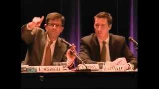 ESMA Open Hearing on MiFID II / MiFIR 19 February 2015 in Paris