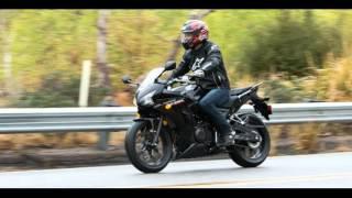 10. Honda CBR500R which was unveiled HD