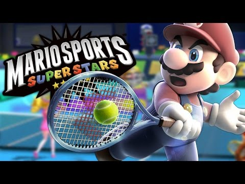 MARIO SPORTS SUPERSTARS MULTIJOUEUR TENNIS NINTENDO 3DS FR