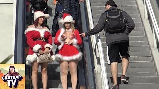 Video Touching Hands On The Escalator 2 MP3, 3GP, MP4, WEBM, AVI, FLV Januari 2019