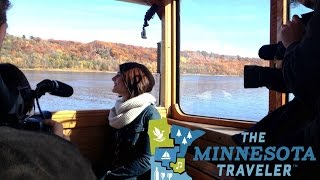 Stillwater (MN) United States  city photo : The MN Traveler TV Show - Stillwater Fall & Winter Travel