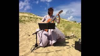 Vaidotė Benaitienė: Leonard Cohen - Hallelujah, classical guitar (audio)