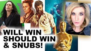 Video Oscars 2018 Nominations, Predictions & Snubs MP3, 3GP, MP4, WEBM, AVI, FLV Februari 2018