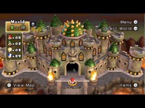 New Super Mario Bros. Wii - Episode 16