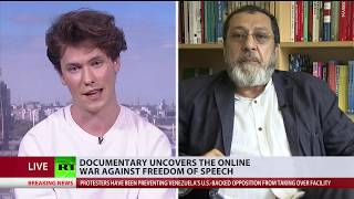 Video Documentary uncovering the online war against freedom of speech sparks DEBATE MP3, 3GP, MP4, WEBM, AVI, FLV Mei 2019