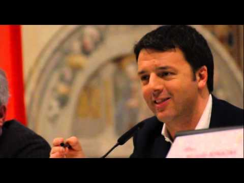 YouTube Video - #FdV2014 - Matteo Renzi