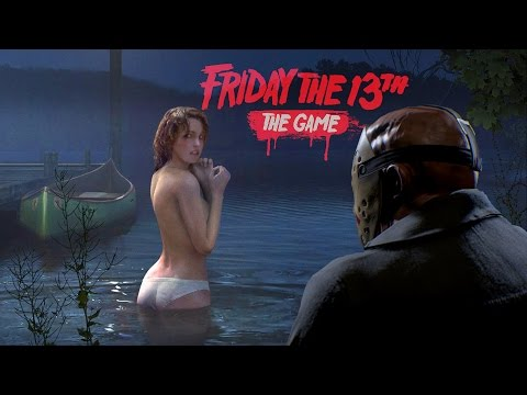 Friday The 13th The Game │Джейсон идет за вами