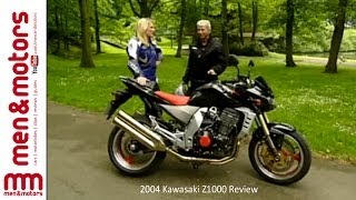 2. 2004 Kawasaki Z1000 Review