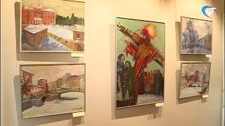 В музее художественной культуры продолжает работу выставочный проект «Трилогия»