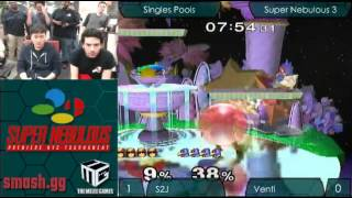 S2J makes the second seed in his pool look like a last seed.