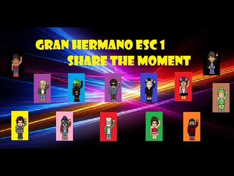 Segunda Convivencia Gh Esc ! #GH2015 #GranHermano