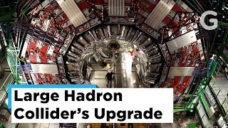 One of the biggest LHC experiments at CERN is getting a major upgrade. Read more: http://gizmo.do/yNcKDDJ Subscribe to Gizmodo: https://goo.gl/YTRLAE Visit us at: http://www.gizmodo.com/Like us at: https://www.facebook.com/gizmodoFollow us at: https://twitter.com/gizmodoView us: https://www.instagram.com/gizmodo/ Watch more from Fusion friends:Fusion: http://fus.in/subscribeF-Comedy: https://goo.gl/Q27Mf7Fusion TV: https://goo.gl/1IbZ1BKotaku: https://goo.gl/OcnXv7Deadspin:  https://goo.gl/An7N8gJezebel:  https://goo.gl/XNsnCJLifehacker:  https://goo.gl/3rNmzwIo9:  https://goo.gl/ismnzPJalopnik:  https://goo.gl/u7sDEkSploid:  https://goo.gl/4yq2UYThe Root: https://goo.gl/QMOjBE