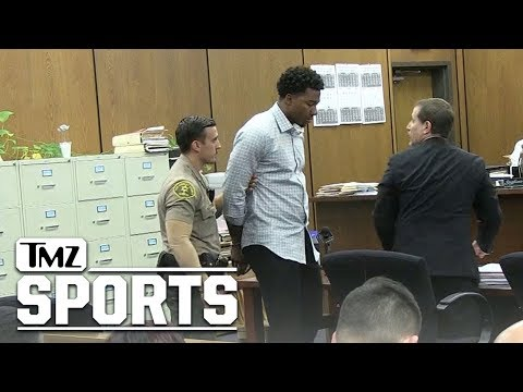 NFL's Sean Smith Pleads Guilty to Assault, Begins Jail Sentence | TMZ Sports