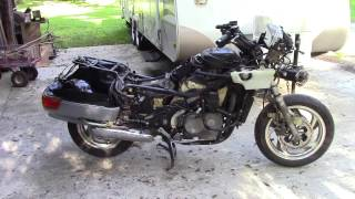 7. My Honda Pacific Coast Restoration.
