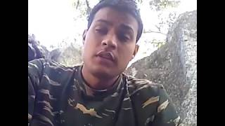 CRPF Jawan Jeet Singh Video