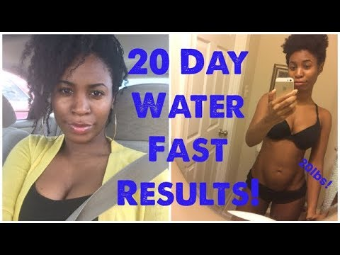 What A 20 Day Water Fast Did To My Body Action News Abc Action