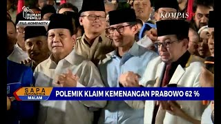 Video Saling Tuding PKS dan Demokrat Soal Data Klaim Kemenangan Prabowo 62% MP3, 3GP, MP4, WEBM, AVI, FLV Juli 2019