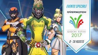 Trailer Giochi Estivi 2017